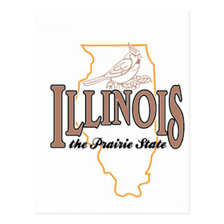 Illinois Tarjeta Postal