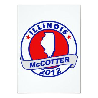 Illinois Thad McCotter Card