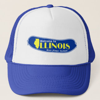 Illinois Trucker Hat