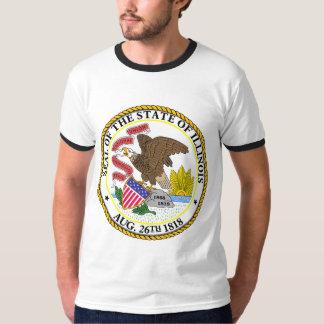 Illinois, USA Shirts