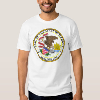 Illinois, USA T Shirt