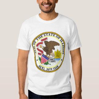 Illinois, USA T-shirt
