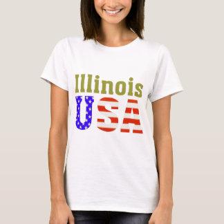 Illinois USA! T-Shirt