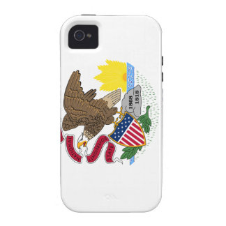 Illinois Vibe iPhone 4 Cover