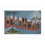 IllinoisLarge Letter ScenesIllinois Post Cards