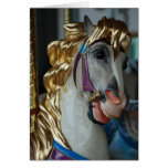 Illions Horse Head Card