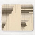 Illiterates de 82 proporciones por el estado 1900, mouse pad