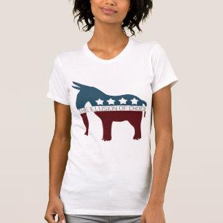Illuion de la opción camiseta