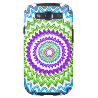 Illuminate BlueStar Chakra - Purple at Heart Samsung Galaxy S3 Case