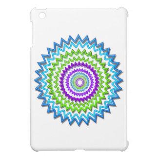 Illuminate BlueStar Chakra - Purple at Heart iPad Mini Covers