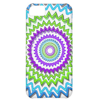 Illuminate BlueStar Chakra - Purple at Heart iPhone 5C Cover