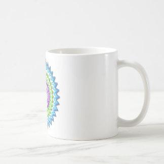Illuminate BlueStar Chakra - Purple at Heart Coffee Mug