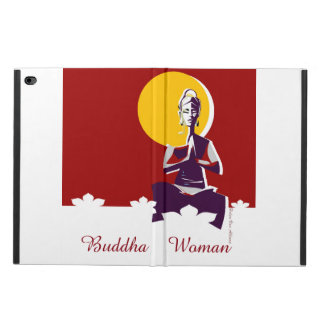 Illuminate woman or Yogini, with full 'moon mind' Powis iPad Air 2 Case