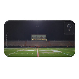 Illuminated American football field at night Case-Mate iPhone 4 Case