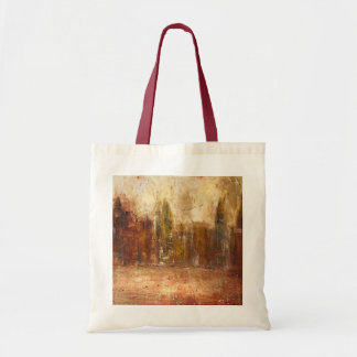 Illuminated City Canvas Bags