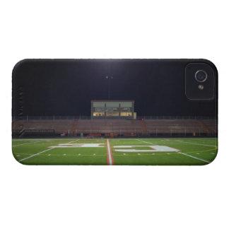 Illuminated Football Field iPhone 4 Case
