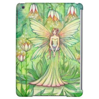 Illuminated Garden Fantasy Fairy Art iPad Air Covers