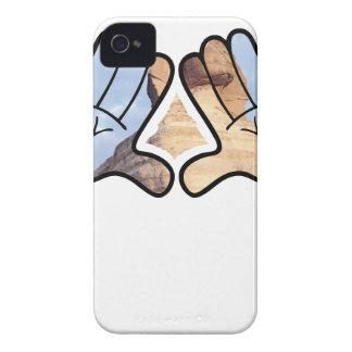 illuminated hands Case-Mate iPhone 4 case