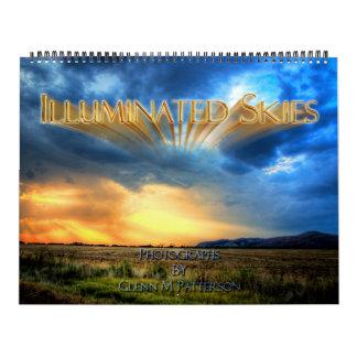 Illuminated Skies Calendar