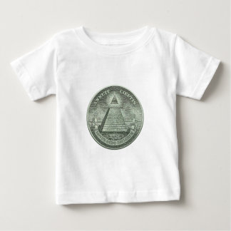 Illuminati - All seeing eye Baby T-Shirt