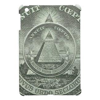 Illuminati - All seeing eye iPad Mini Cover