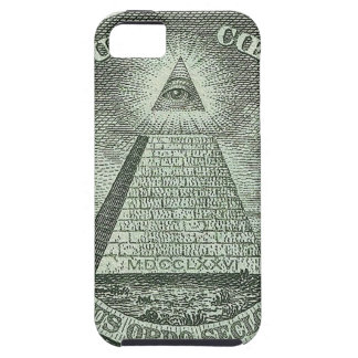 Illuminati - All seeing eye iPhone 5 Case