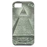 Illuminati - All seeing eye iPhone 5 Cover