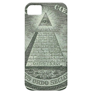 Illuminati - All seeing eye iPhone 5 Covers