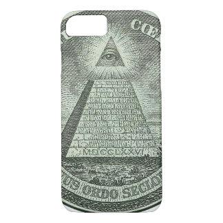 Illuminati - All seeing eye iPhone 8/7 Case