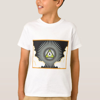 Illuminati All Seeing Eye NWO New World Order T-Shirt