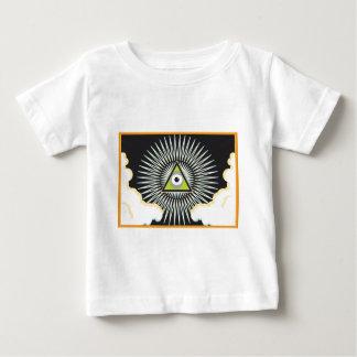 Illuminati All Seeing Eye NWO New World Order Tee Shirts