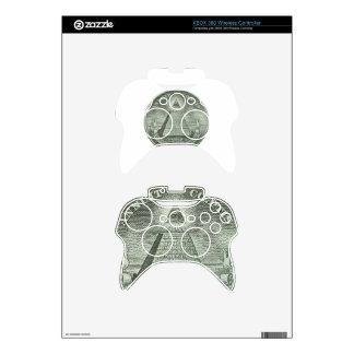 Illuminati - All seeing eye Xbox 360 Controller Skin