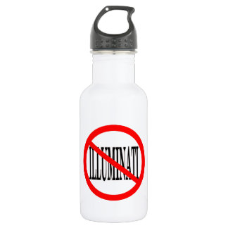 Illuminati Botella De Agua