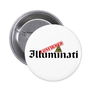 Illuminati Confirmed 2 Inch Round Button