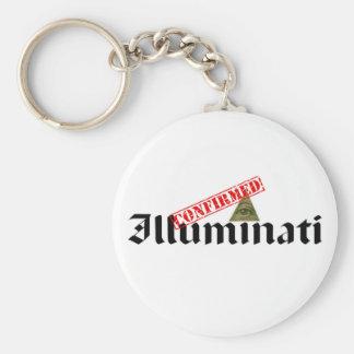 Illuminati Confirmed Keychain