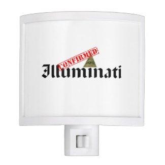 Illuminati Confirmed Night Light