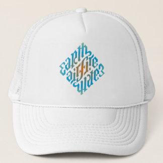 illuminati Diamond-Blue Hat