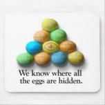 Illuminati Easter Mousepad