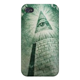 Illuminati Eye iPhone 4/4S Cover