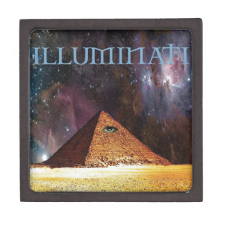 Illuminati Galactic Mystery Premium Keepsake Boxes