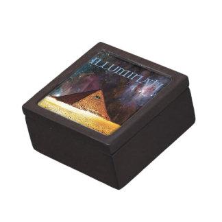 Illuminati Galactic Mystery Premium Keepsake Box
