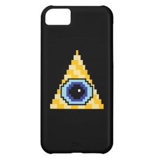 Illuminati iPhone 5C Case