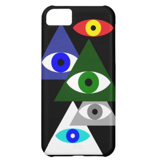 Illuminati iPhone 5C Cases