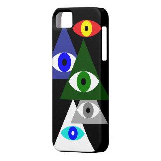 Illuminati iPhone SE/5/5s Case