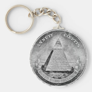 Illuminati Llaveros Personalizados