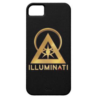 Illuminati official website logo iPhone SE/5/5s case