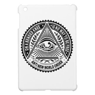 Illuminati - On A Bended Knee Is No Way To Be Free Case For The iPad Mini