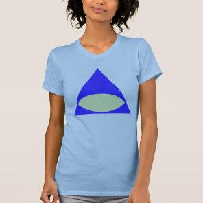Illuminati On My Back T-Shirt