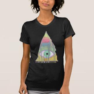 Illuminati Painting T-Shirt