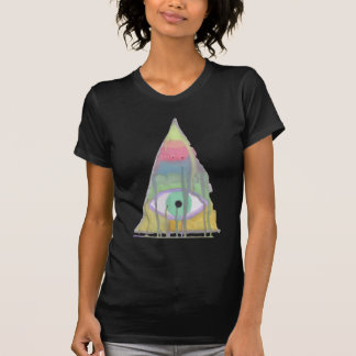 Illuminati Painting Tshirt